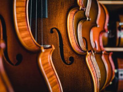 Klamuze klassieke muziek aan zee